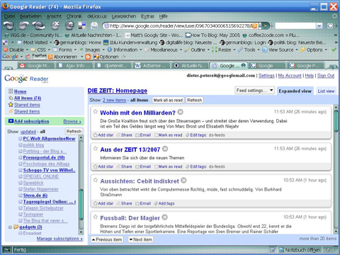The Google-Reader