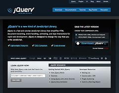 jQuery.com redesign